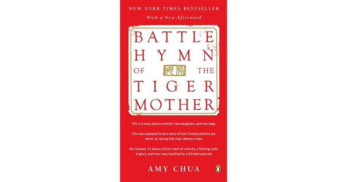 Battle hymn of the tiger mother book review