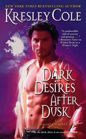 #5 Dark Desires After Dusk (Immort - Kresley Cole