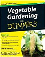 Vegetable Gardening For Dummies Mobipocket Edition