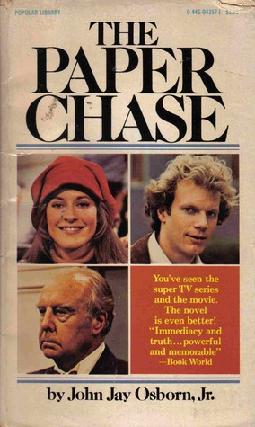 the paper chase cast