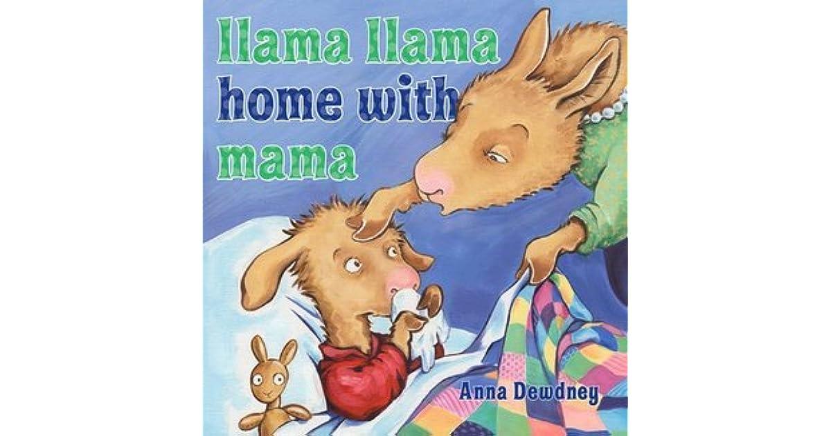 f3f271cd91 Llama Llama Home with Mama by Anna Dewdney