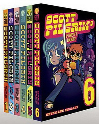 Scott Pilgrim the Complete Series by Bryan Lee O'Malley