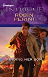Finding Her Son (Carder Texas Connections, #1)