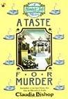 A Taste for Murder (Hemlock Falls Mysteries, #1)