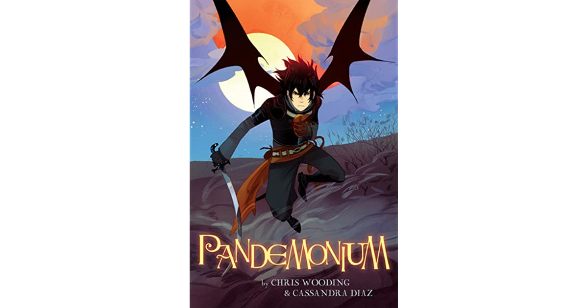 pandemonium graphic novel book 2