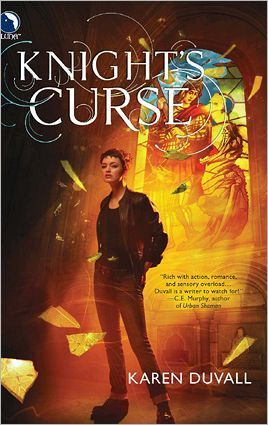 Knight's Curse (Knight's Curse #1)