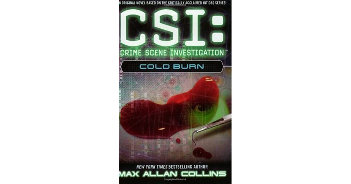 Cold burn by max allan collins fandeluxe Document