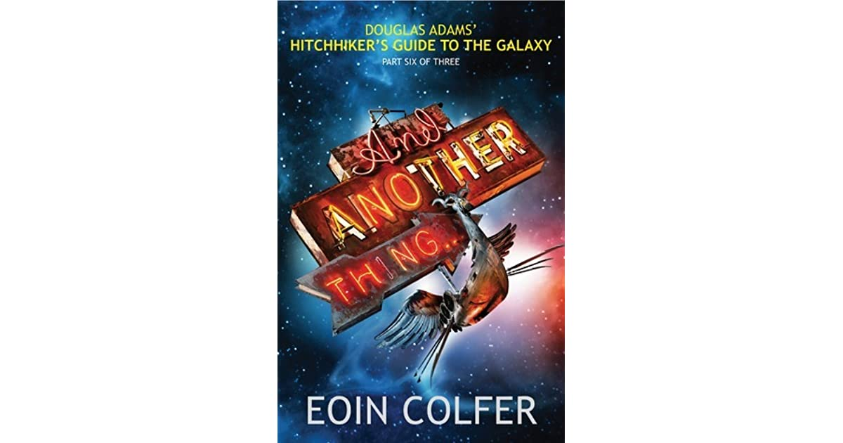 hitchhiker guide to the galaxy epub