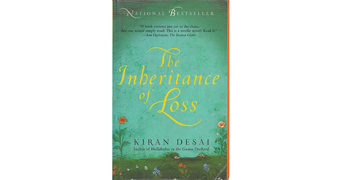 The inheritance of loss by kiran desai fandeluxe Choice Image