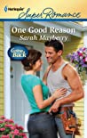 One Good Reason (Adamson Brothers, #2)