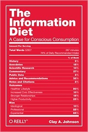 The Information Diet - Clay A