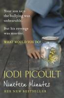 Nineteen minutes jodi picoult goodreads giveaways