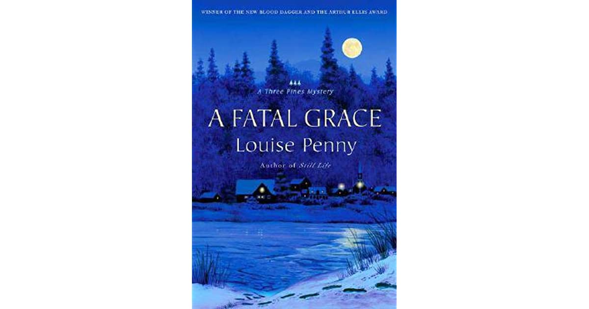 Louise penny goodreads giveaways
