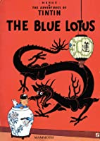 The Blue Lotus (Tintin, #5)