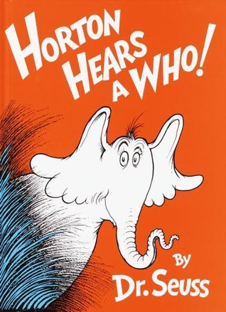 Horon Hears a Who by Dr. Seuss cover art