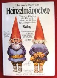 Das große Buch der Heinzelmännchen by Rien Poortvliet