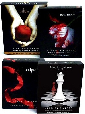 Image result for twilight series books