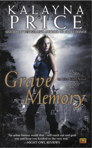 Grave Memory (Alex Craft, #3) ebook review