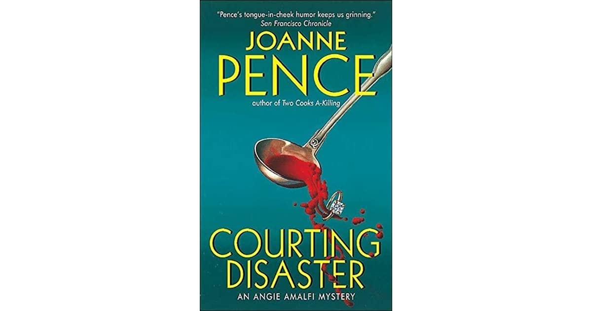 Courting Disaster (Angie Amalfi, Book 12)