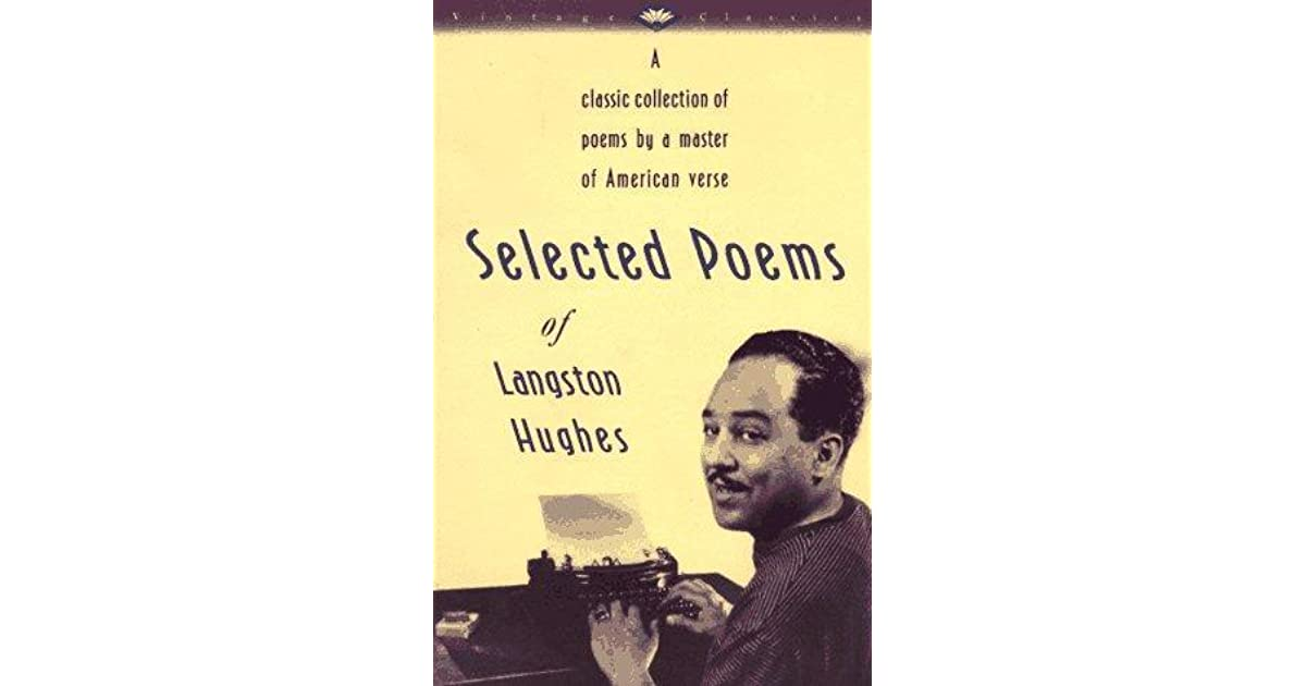 when was dreams by langston hughes published