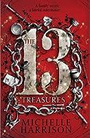 The 13 Treasures (Thirteen Treasures, #1)