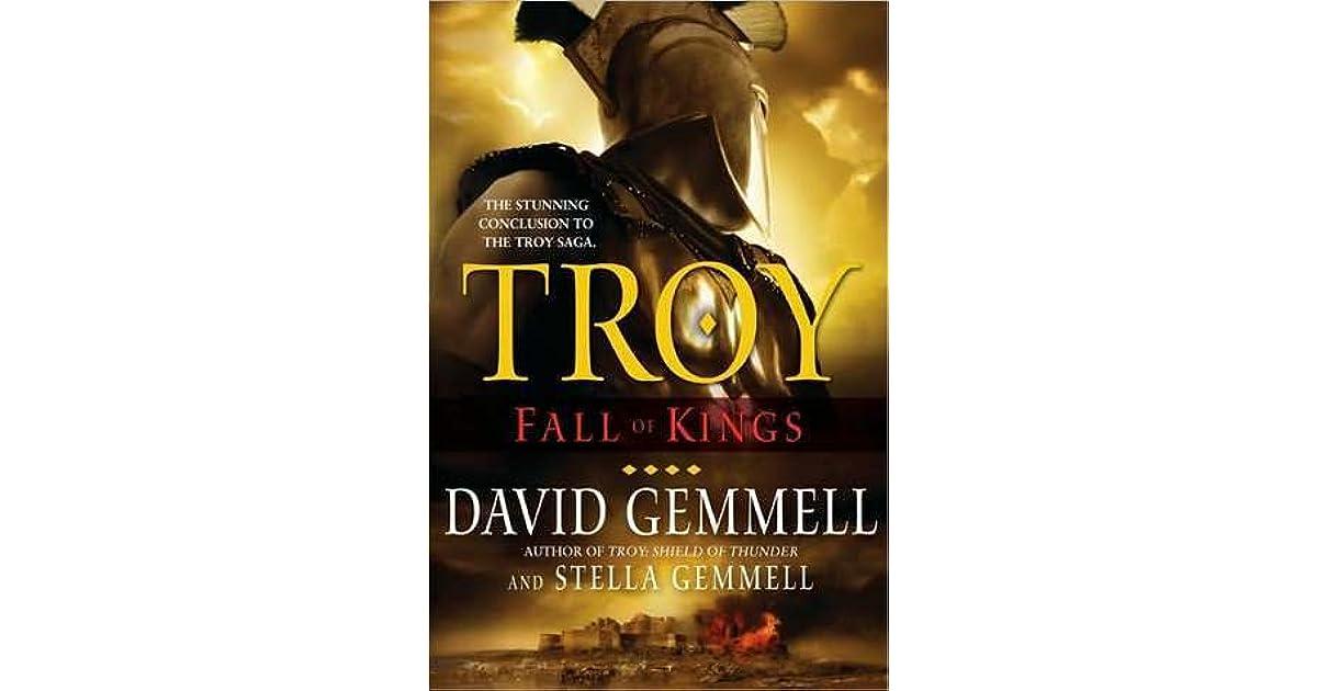 david gemmell troy fall of kings pdf