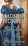 The Surrender of Miss Fairbourne (Fairbourne Quartet, #1)