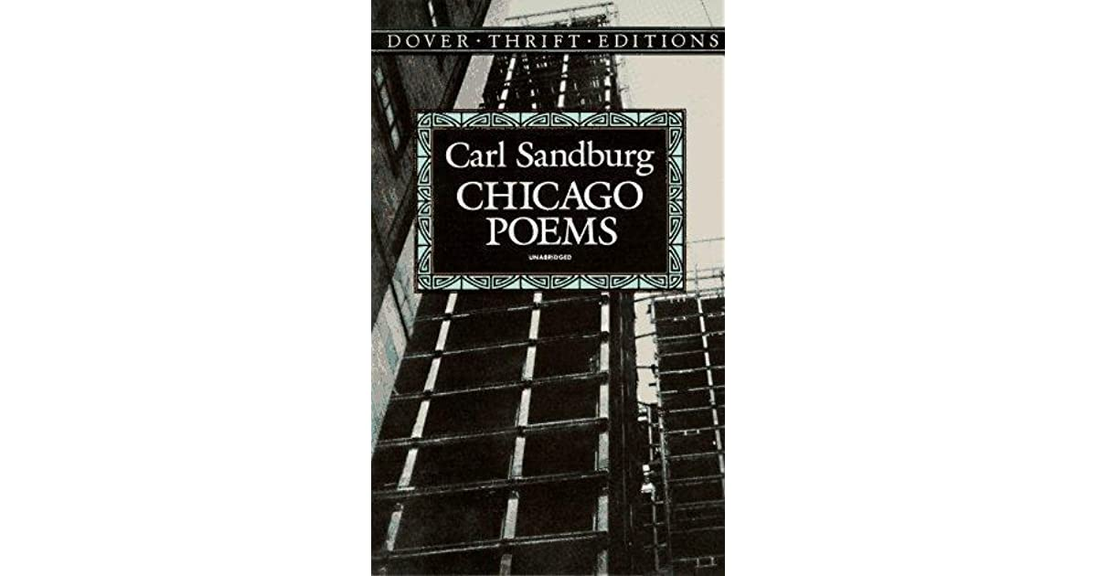 sandburg chicago analysis