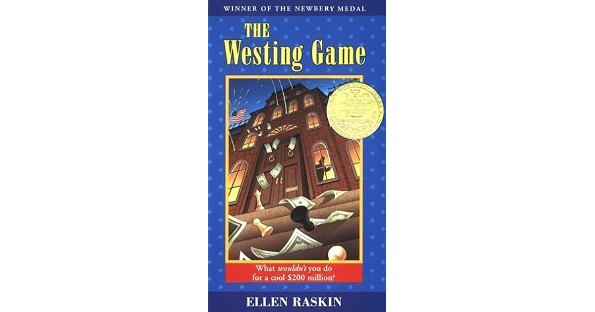 the westing game book report answers I think the main events in the westing game all of the heirs are called back to give there answers  i read this mystery once, and i loved the book hope.