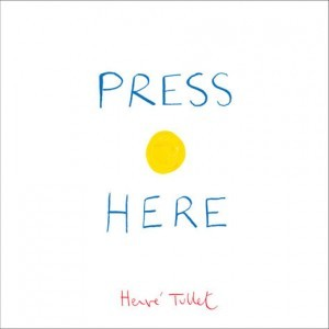 Press Here by Hervé Tullet