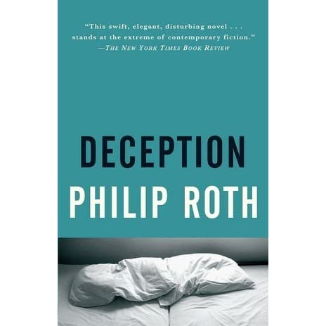 Deception by philip roth fandeluxe Ebook collections
