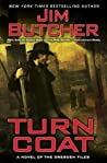 Book cover for Turn Coat (The Dresden Files, #11)
