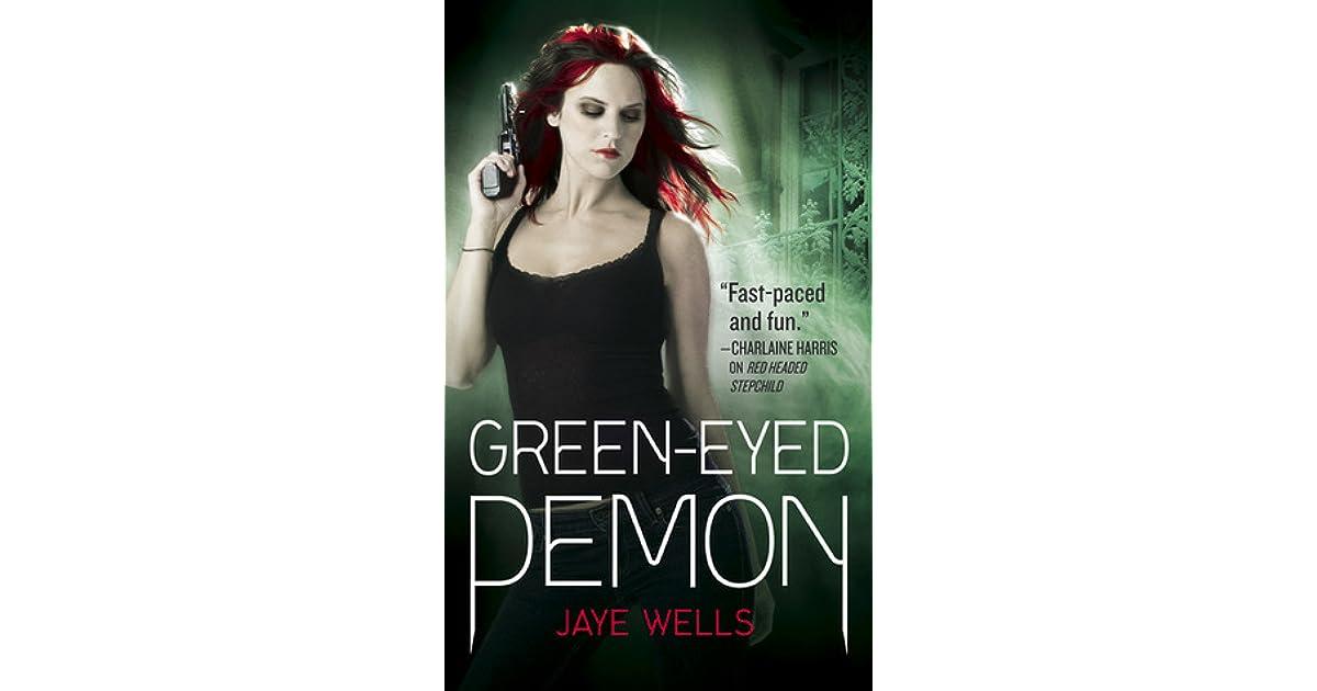 Green-Eyed Demon (Sabina Kane, #3) by Jaye Wells