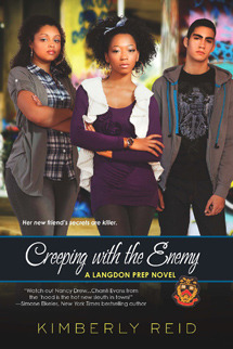Creeping With the Enemy by Kimberly Reid