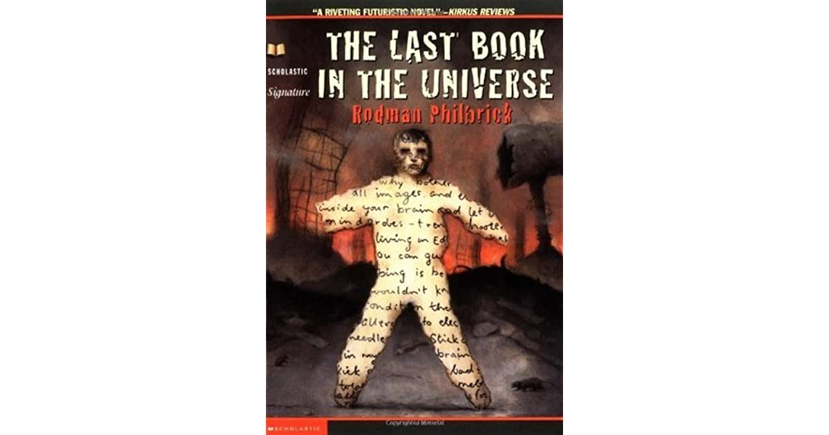 essay on the last book in the universe The world's last night and other essays is a collection of essays  bang' theory of the origin of the universe in favor of  last essay was written by.