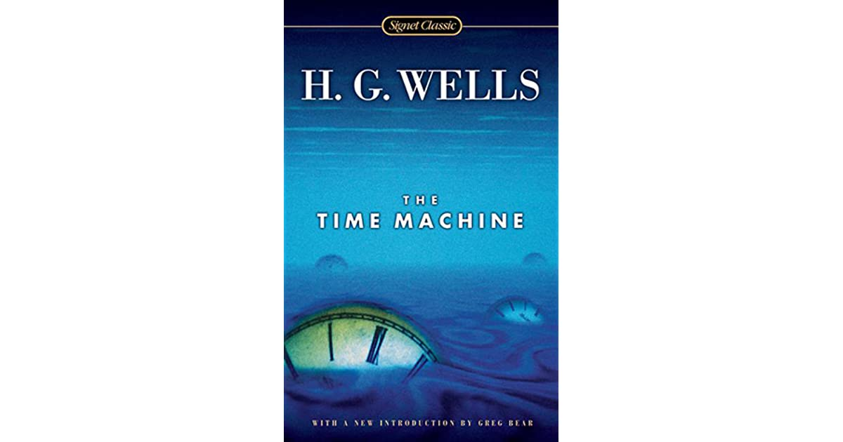 the time machine a social commentary Wells's translucent commentary on the capitalist society was an instant bestseller and launched the time-travel genre the time machine  and social commentary.