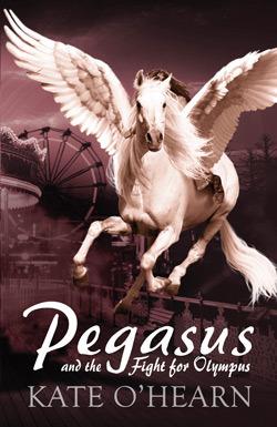 Pegasus and the Fight for Olympus (Pegasus, #2)