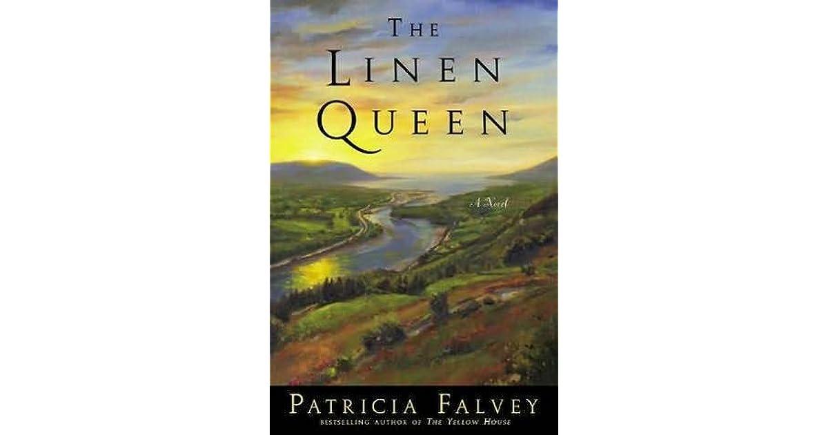 the linen queen falvey patricia