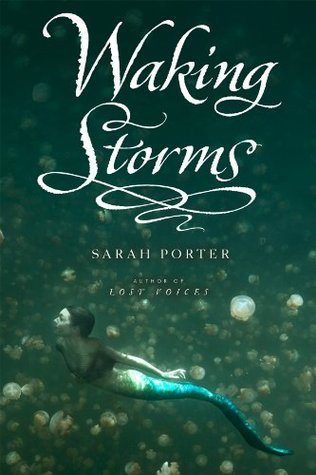 Waking Storms (Lost Voices, #2) by Sarah Porter