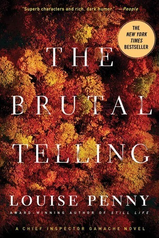 #5 The Brutal Telling  A Chief Ins - Louise Penny
