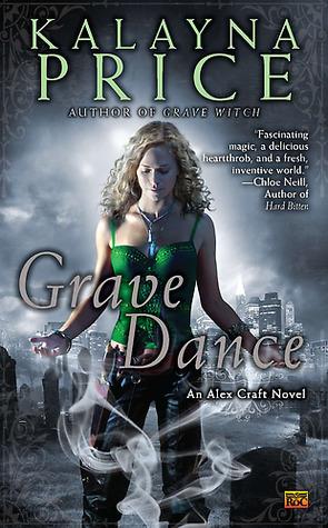 Grave Dance (Alex Craft, #2) ebook review