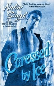 Book Review: Caressed by Ice by Nalini Singh