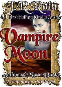 Vampire Moon (Vampire for Hire, #2)