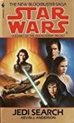Jedi Search (Star Wars: The Jedi Academy Trilogy, #1)