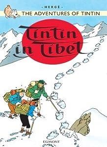 Tintin in Tibet (Tintin, #20)