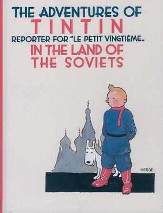Tintin in the Land of the Soviets (Tintin #1)