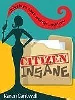 Citizen Insane (Barbara Barr Murder Mystery #2)