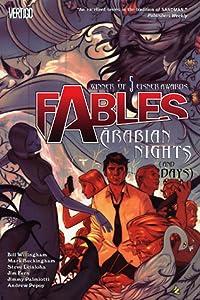 Fables, Vol. 7: Arabian Nights