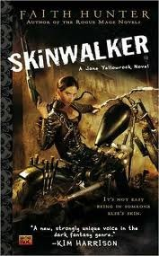 Book Review: Skinwalker by Faith Hunter