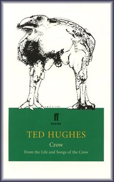 ted hughes reading crow